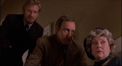 The Ref - Denis Leary, Kevin Spacey, Glynis Johns