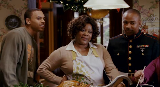 This Christmas - Chris Brown, Loretta Devine, Columbus Short