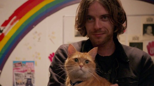 A Street Cat Named Bob - Luke Treadaway