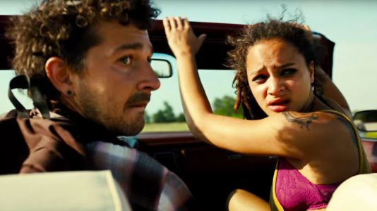 American Honey - Shia LaBeouf, Sasha Lane