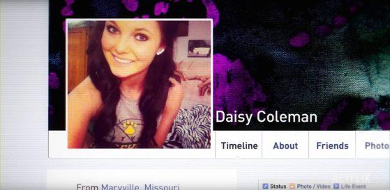 Audrie & Daisy - Daisy Coleman Facebook