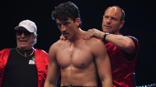 Bleed for This - Miles Teller, Aaron Eckhart