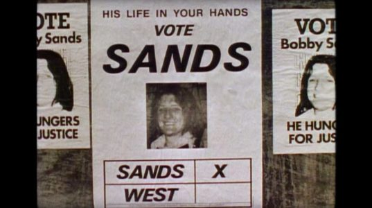 Bobby Sands: 66 Days - Campaign Poster