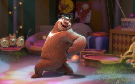 Boonie Bears III - circus