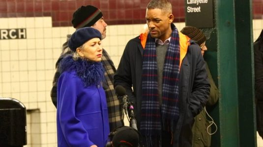 Collateral Beauty - Helen Mirren, Will Smith