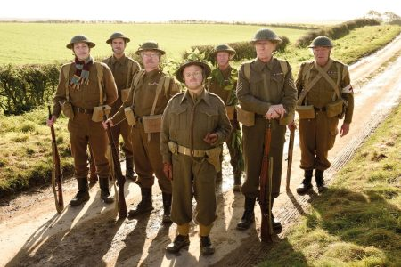 Dad's Army - cast