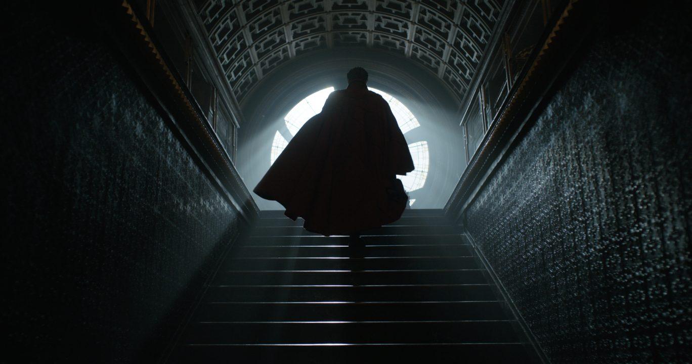 Doctor Strange - steps
