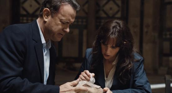 Infero - Tom Hanks, Felicity Jones