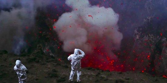 Into the Inferno - volcano eruption