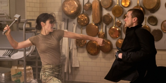 Jack Reacher: Never Go Back - Cobie Smulders
