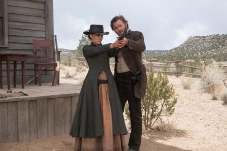 Jane Got a Gun - Natalie Portman, Joel Edgerton