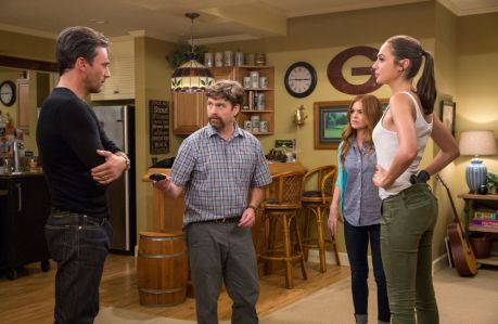 Keeping Up With the Joneses - Jon Hamm, Zach Galifianakis, Isla Fisher, Gal Gadot