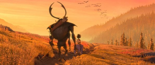 Kubo and the Two Strings - sunset