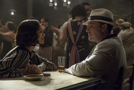 Live By Night - Zoe Saldana, Ben Affleck