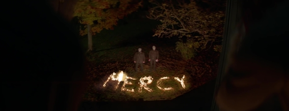 Mercy - burning lawn