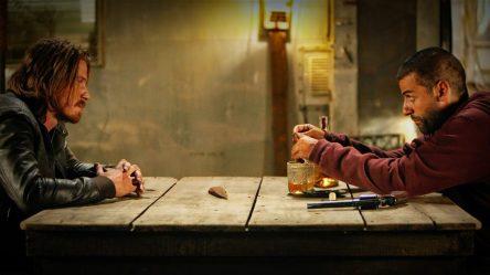Mojave - Garrett Hedlund, Oscar Isaac