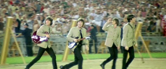 The Beatles: Eight Days a Week - The Touring Years - Shea Stadium