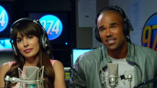 The Bounce Back - Nadine Velazquez, Shemar Moore
