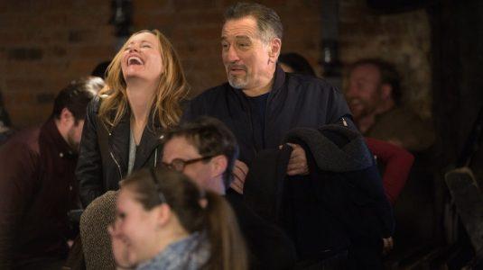 The Comedian - Leslie Mann, Robert De Niro