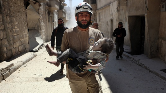 The White Helmets - rescue