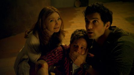 They're Watching - Brigid Brannagh, Kris Lemche, David Alpay