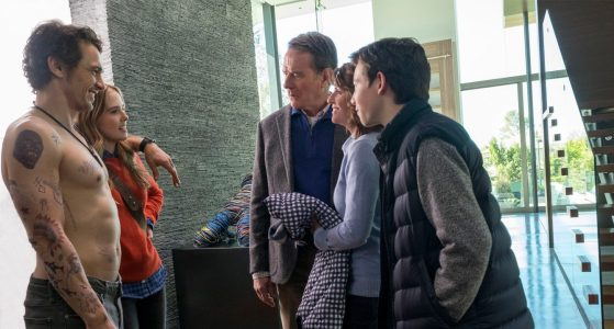 Why Him? - James Franco, Zoey Deutch, Bryan Cranston, Megan Mullally, Griffin Gluck