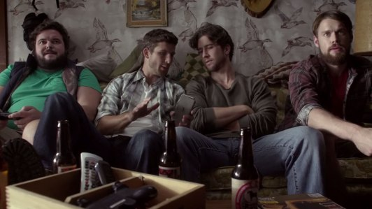4th Man Out - Jon Gabrus, Parker Young, Evan Todd, Chord Overstreet
