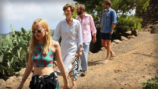 A Bigger Splash - Dakota Johnson, Tilda Swinton, Ralph Fiennes, Matthias Schoenaerts