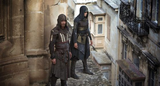 Assassin's Creed - Michael Fassbender, Ariane Labed