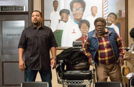 Barbershop: The Next Cut - Ice Cube, Cedric the Entertainer
