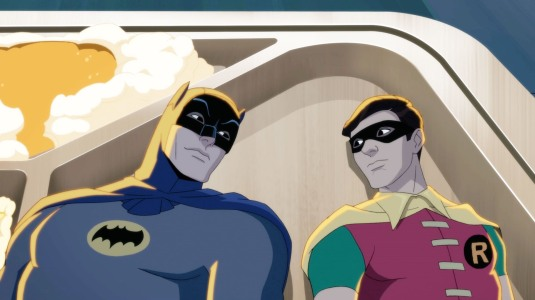 Batman: Return of the Caped Crusaders - Adam West, Burt Ward