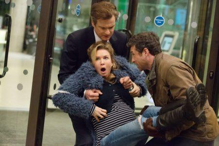 Bridget Jones's Baby - Colin Firth, Renée Zellweger, Patrick Dempsey