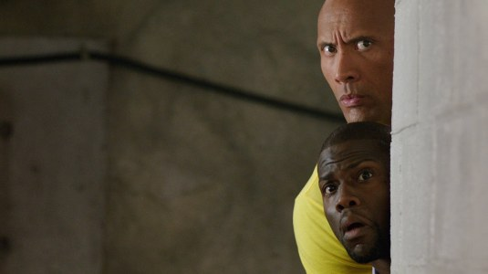 Centrl Intelligence - Dwayne Johnson, Kevin Hart