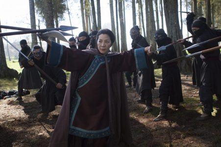 Crouching Tiger, Hidden Dragon: Sword of Destiny - Michelle Yeoh