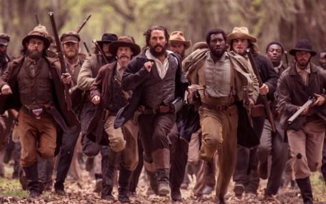 Free State of Jones - Matthew McConaughey, Mahershal Ali