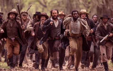 Free State of Jones - Matthew McConaughey, Mahershal Ali