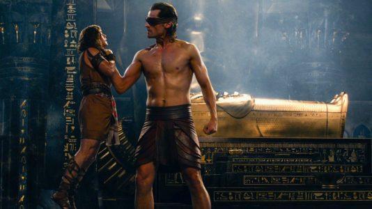 Gods of Egypt - Brenton Thwaites, Nikolaj Coster-Waldau