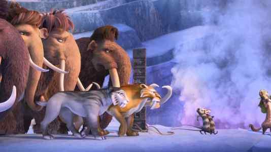 Ice Age: Collision Course - cast