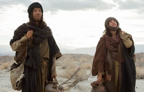 Last Days in the Desert - Ewan McGregor, Tye Sheridan