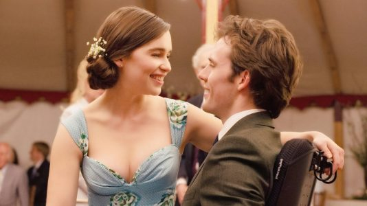Me Before You - Emilia Clarke, Sam Claflin