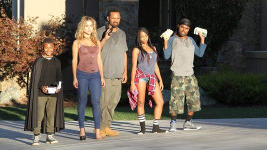 Meet the Blacks - cast