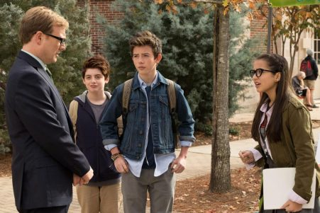 Middle School: The Worst Years of My Life - Andy Daly, Thomas Barbusca, Griffin Gluck,  Isabela Moner