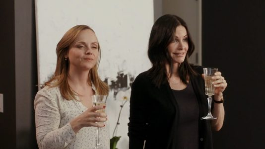 Mothers and Daughters - Christina Ricci, Courteney Cox