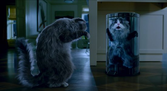 Nine Lives - CGI cat