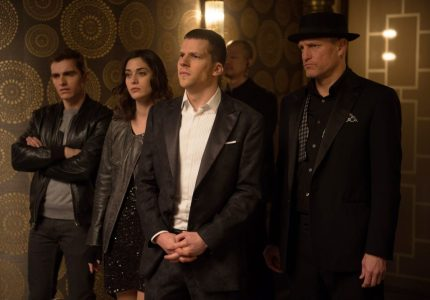 Now You See Me 2 - Dave Franco, Lizzy Caplan, Jesse Eisenberg, Woody Harrelson