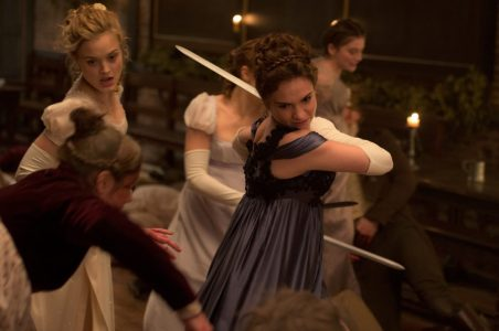 Pride and Prejudice and Zombies - Bella Heathcote, Lily James