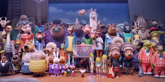 Sing - contestants