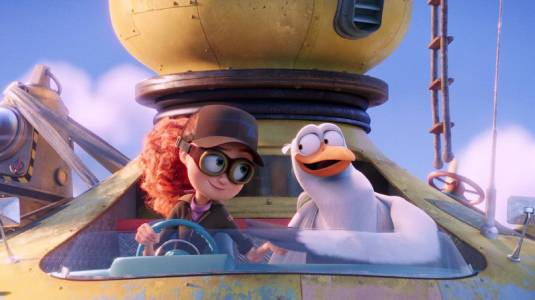 Storks - Katie Crown, Adam Samberg