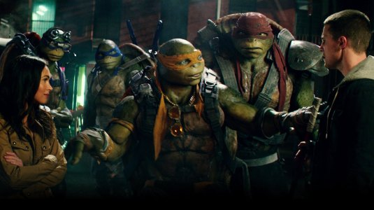 Teenage Mutant Ninja Turtles: Out of the Shadows - Cast