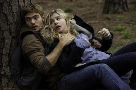 The 5th Wave - Alex Roe, Chloë Grace Moretz